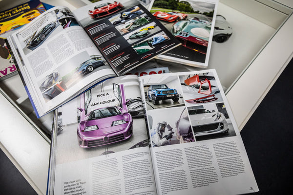 Supercar Driver Issue 34 // Winter 2020
