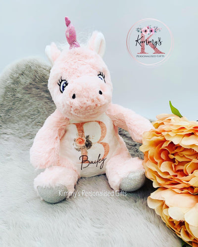 Unicorn Teddy