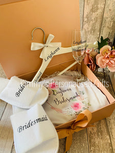 Standard Box Bridesmaid/Bride Bundle