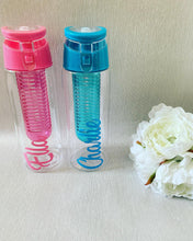 Load image into Gallery viewer, Personalised Pink Water Bottles