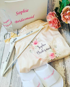 Standard Bridesmaid/Bride Bundle