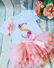 Load image into Gallery viewer, Pink Tutu Set
