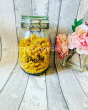 Load image into Gallery viewer, Clip Storage Jars, Home Storage Ideas, Clip Lid Glass Jars, Pasta Storage