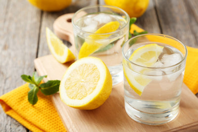 10 Benefits Of Drinking Lemon Water Daily