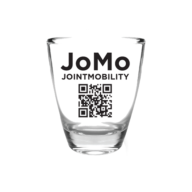 JoMo Single Dose Shot Glass (1 oz.)