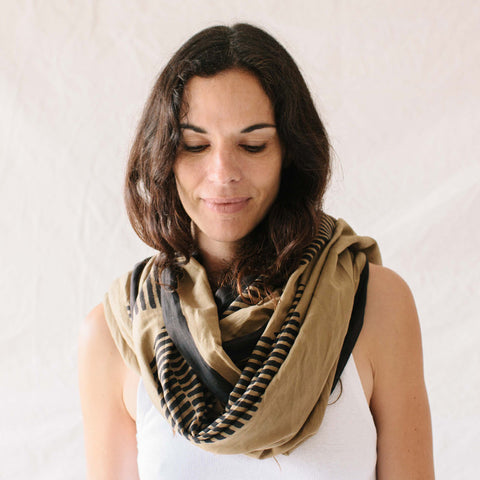 Temple Scarf