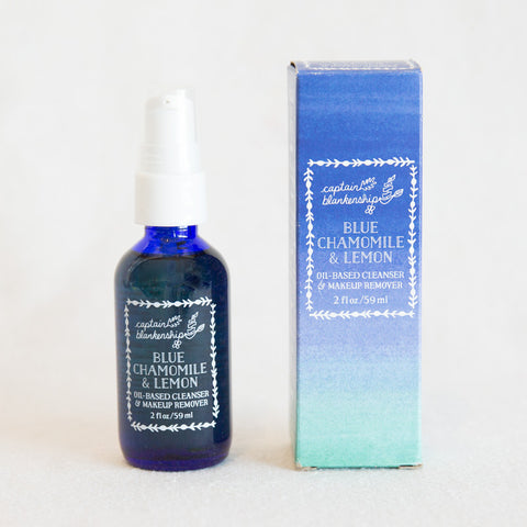 Blue Chamomile & Lemon Cleanser