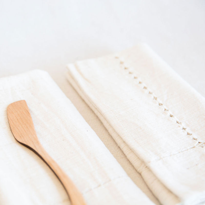 Natural Pulled Napkins