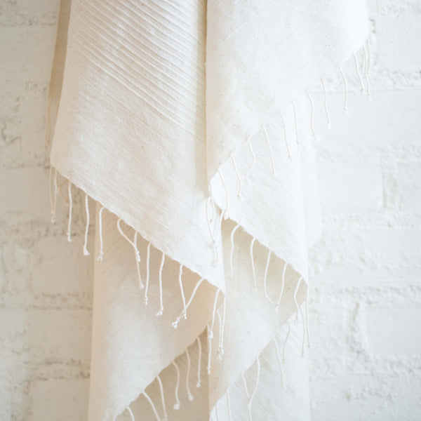 Bath Towel - Natural