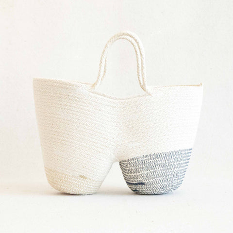 Sculptural Mini-Tote