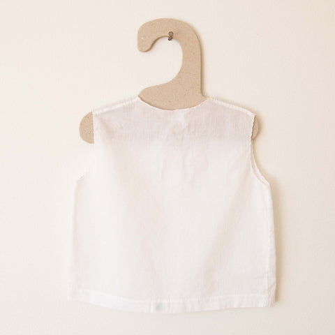 Embroidered Baby Top