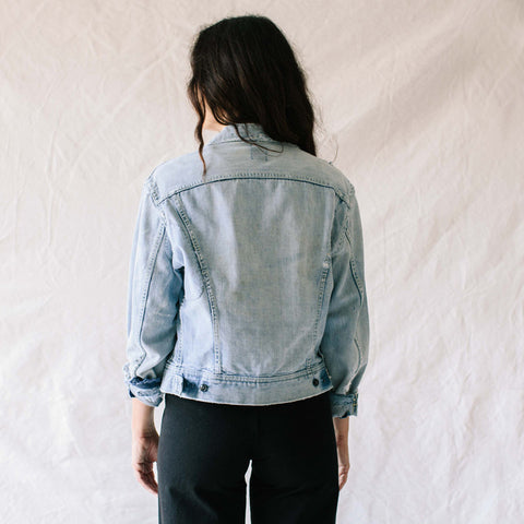 1960's Lee Denim Jacket