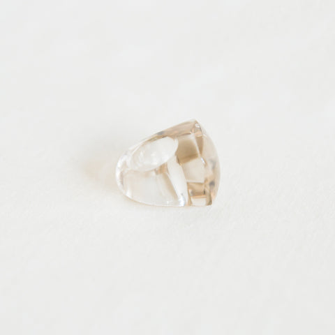 Rock Ring - Clear Quartz
