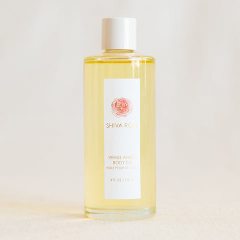 Venus Body Oil
