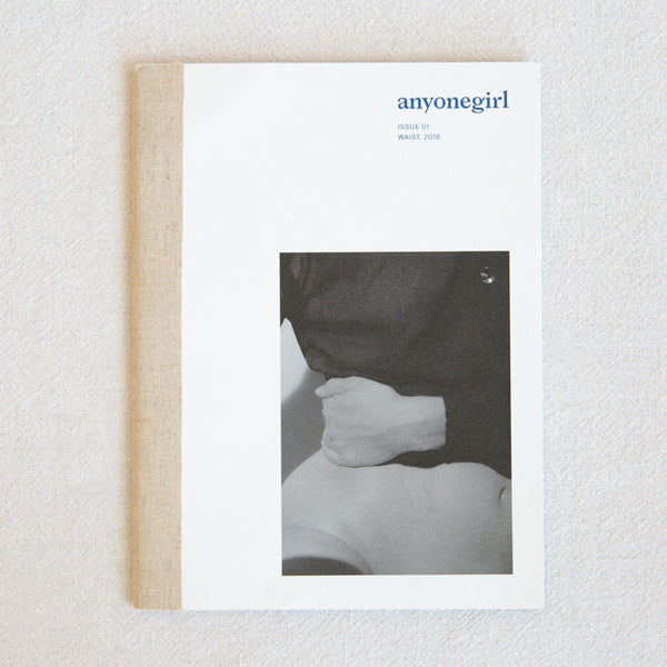 anyonegirl issue 01