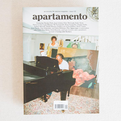 Apartamento Issue 21
