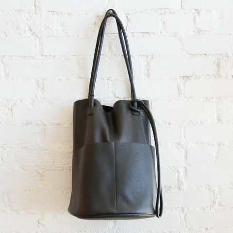 Barrel Bag - Black