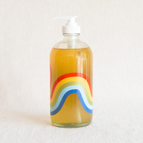 Mind & Body Wash - Glass Jar