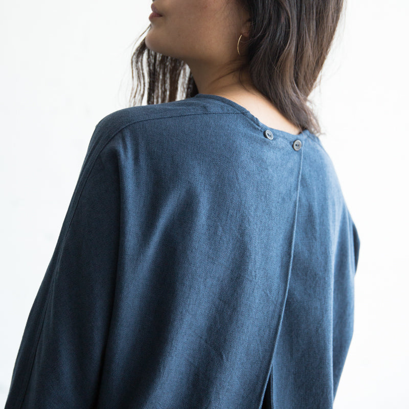 Open Back Top - Midnight