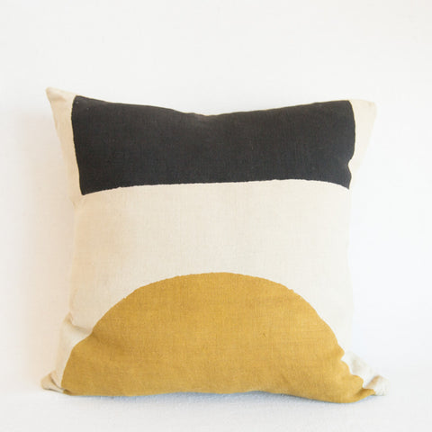 Dot Dash Pillow