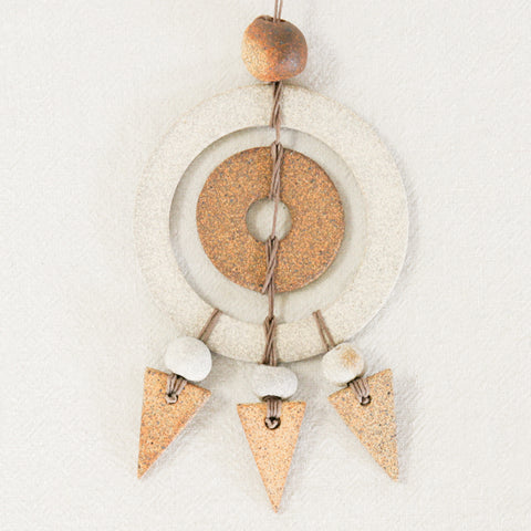 Ceramic Wall Hanging - Small