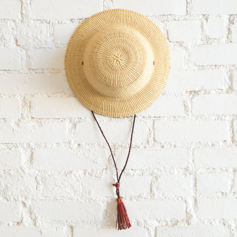 Children's Straw Sun Hat