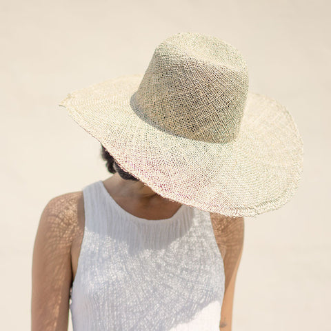 Panama Seagrass Hat