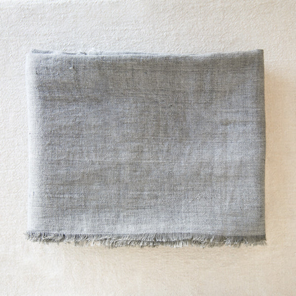 Linen Tablecloth - Oyster