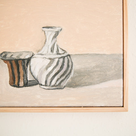 """After Giorgio Morandi"" Painting #2"