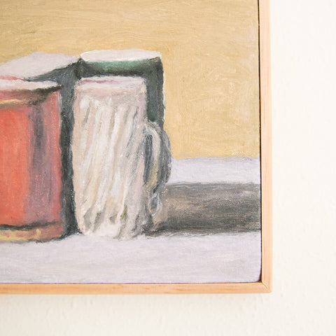 """After Giorgio Morandi"" Painting #3"
