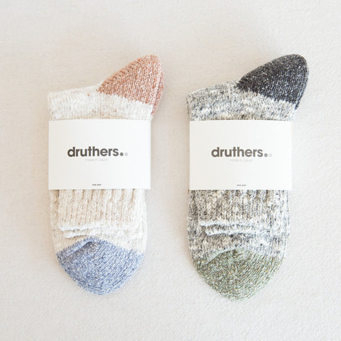 Quarter Length Socks