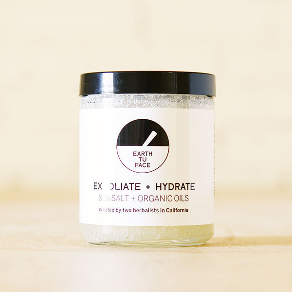 Sea Salt Scrub