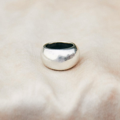 Eurydice Ring - Sterling Silver