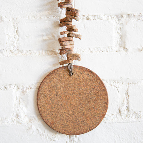Ceramic Wall Hanging