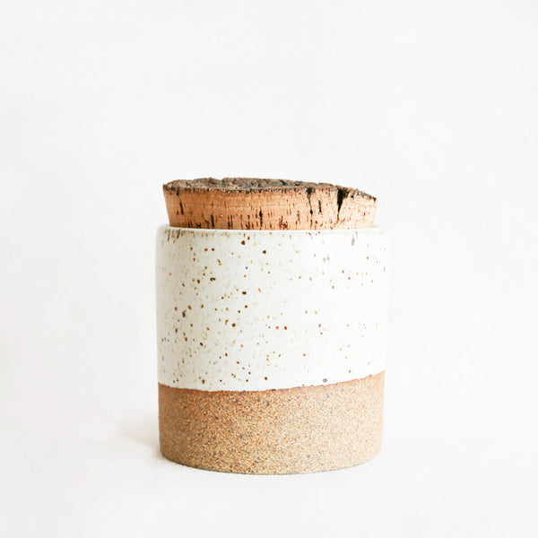 XL Cork Canister