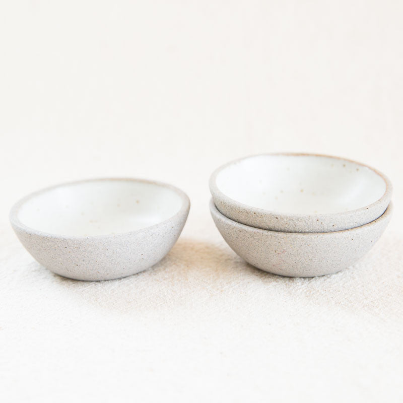 Humble Ceramics Mini Stillness Bowl, Greystone