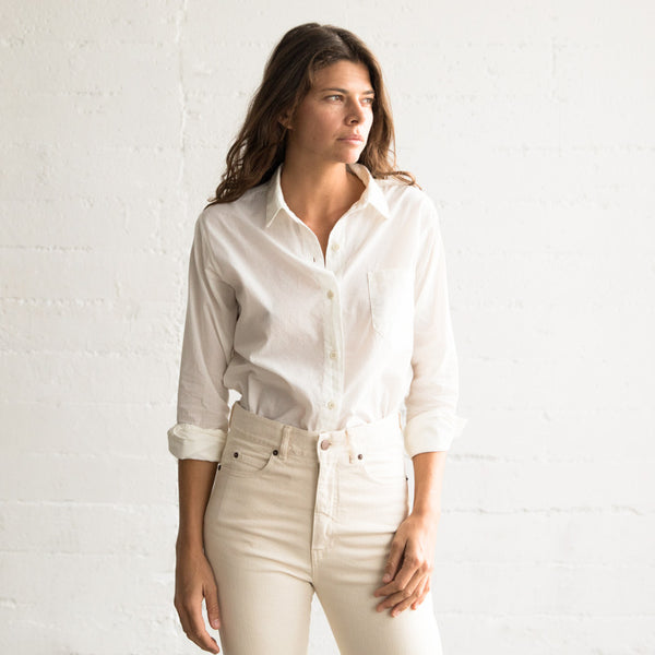 Georgio Button Down - Natural