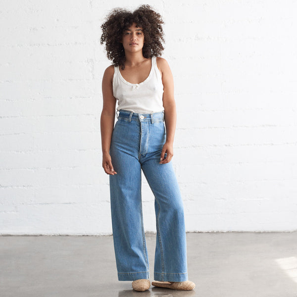 Sailor Pant - American Denim