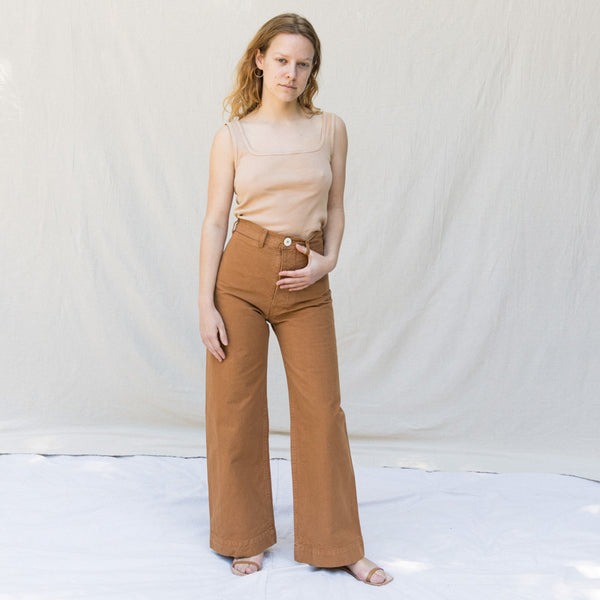 Sailor Pant - Cork