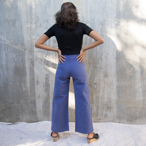 Sailor Pant - Mechanic Blue