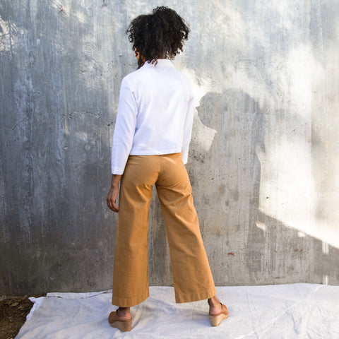 Sailor Pant - Wheat