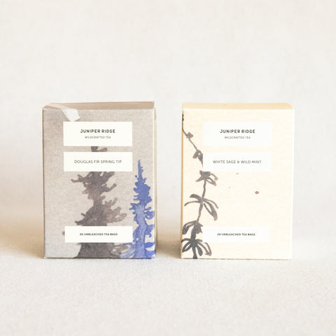 Wildcrafted Tea