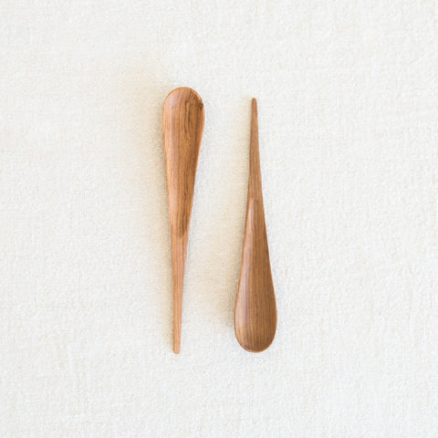 Olivewood Spike Spoon