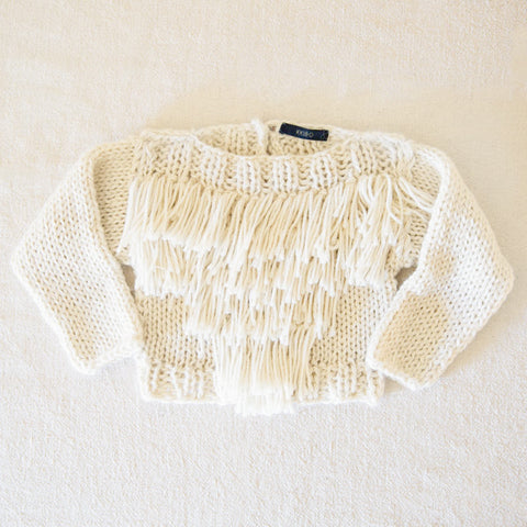 Baby Fringe Sweater