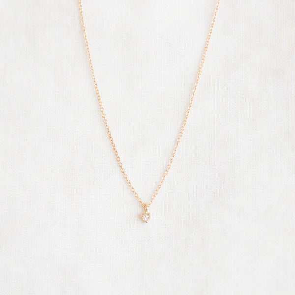 Neptune Diamond Necklace