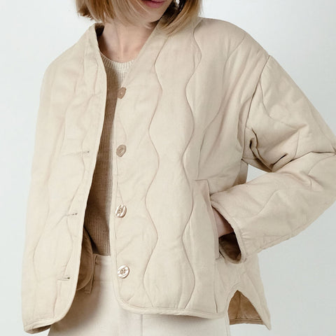 Dune Quilted Jacket