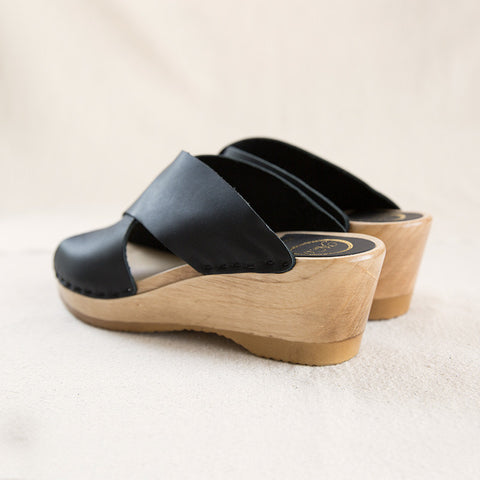 Frida Wedge Clog