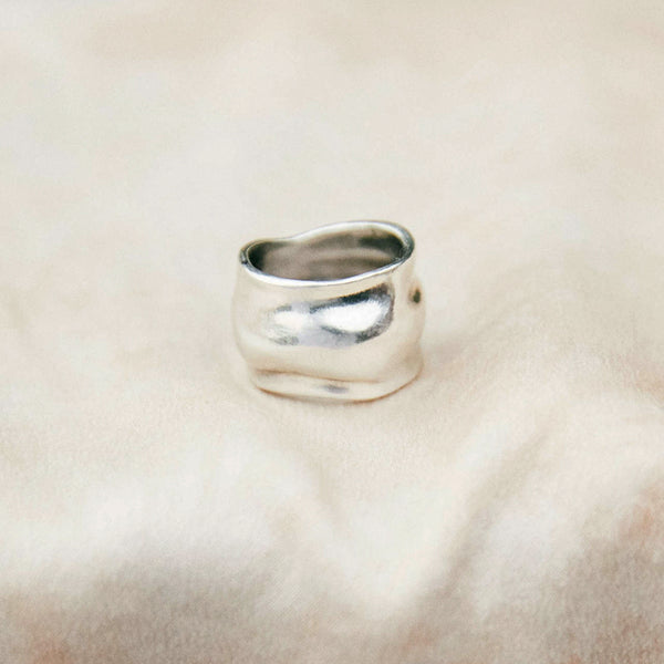 Orfeo Ring - Sterling Silver