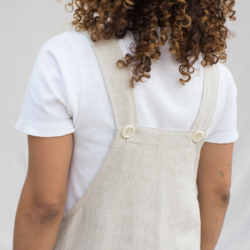 Campos Overalls - Oatmeal