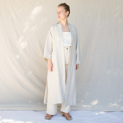 Robe Jacket - Raw